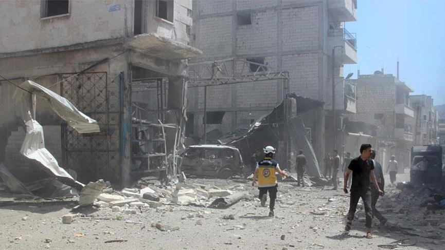 Suriye'de geçen yıl klor ve sarin gazı kullanıldığı doğrulandı