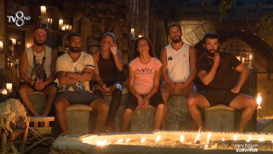 Survivor son bölümde dokunulmazlık oyununu kim kazandı? İşte eleme adayları…