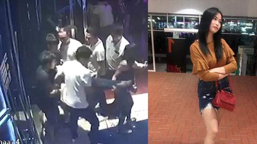 Barda maç izleyen genç kadına tecavüz edip öldürdüler! Kamera görüntüleri ortaya çıktı