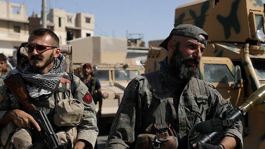 Teröristlerden açıklama: Menbiç'i terk edeceğiz