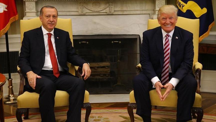 Son dakika.. Trump ve Erdoğan görüşecek