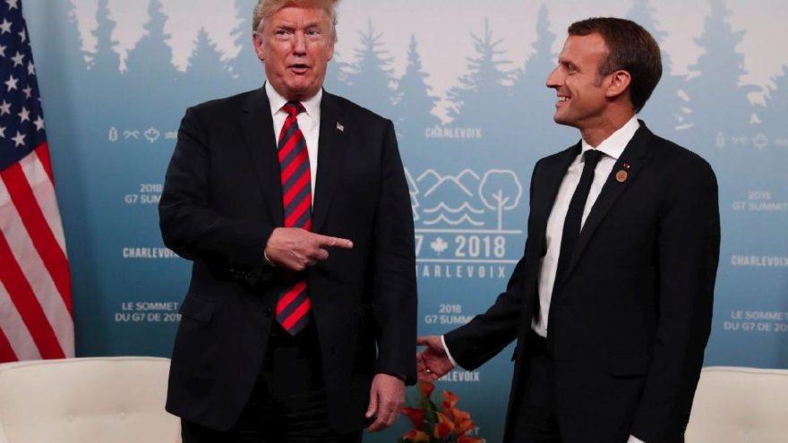 Tokalaşma savaşında bu sefer Macron galip geldi