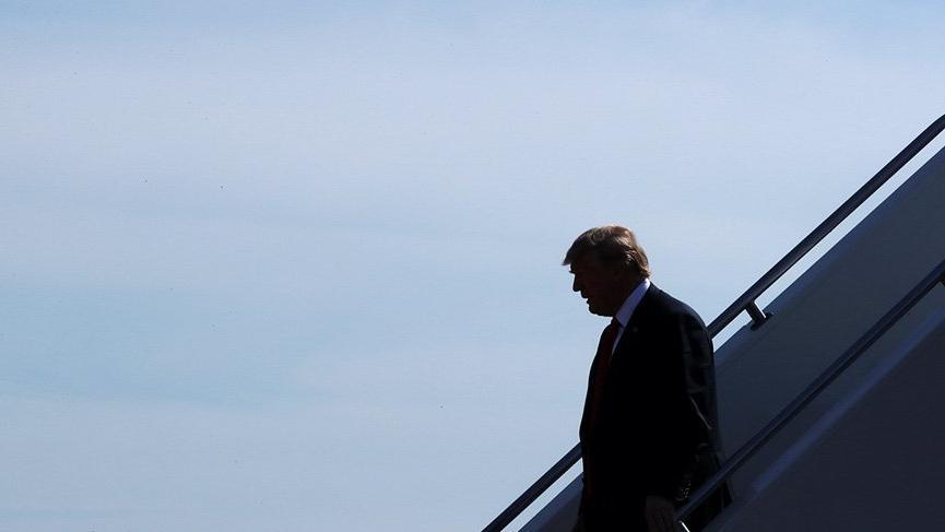 ABD ve dünya Trump'a karşı birleşmişti: Geri adım attı