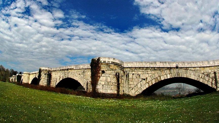 Justinianus Köprüsü Dünya Mirası Geçici Listesi'ne girdi