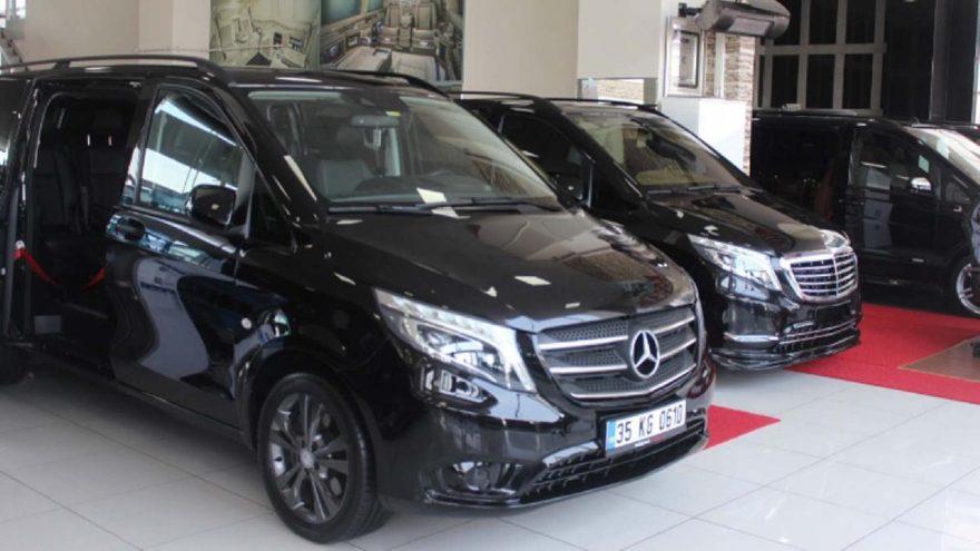 UBER araçları satışa çıkarıldı