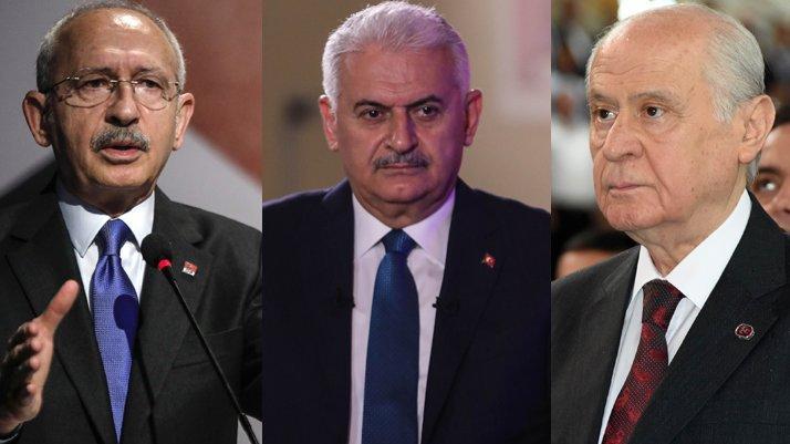 CHP lideri Kılıçdaroğlu reytingde fark attı!