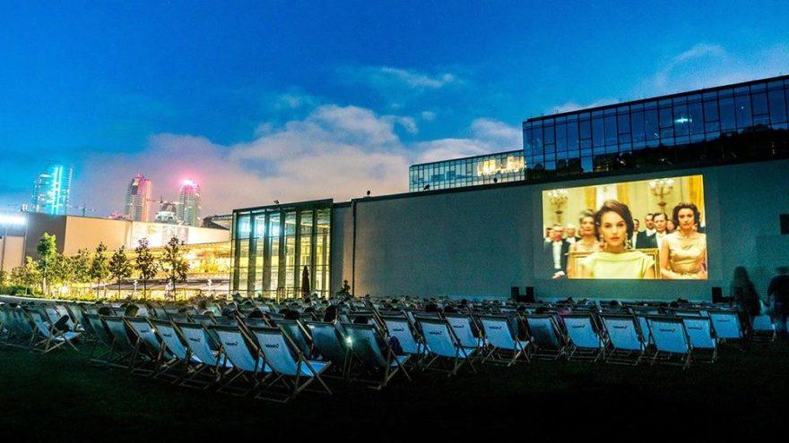 UNIQ'te açıkhava sinema günleri başladı