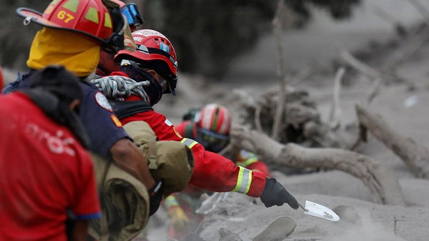 Guatemala'daki faciada bilanço ağırlaşıyor