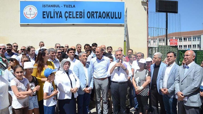 CHP'den 'elimiz de belimiz de boş olmayacak'a protesto