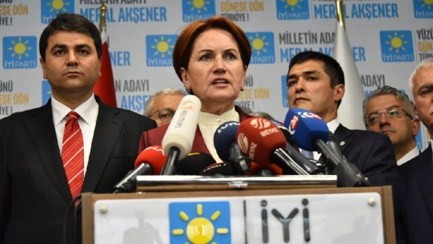 Meral Akşener'den seçim sonrası ilk açıklama