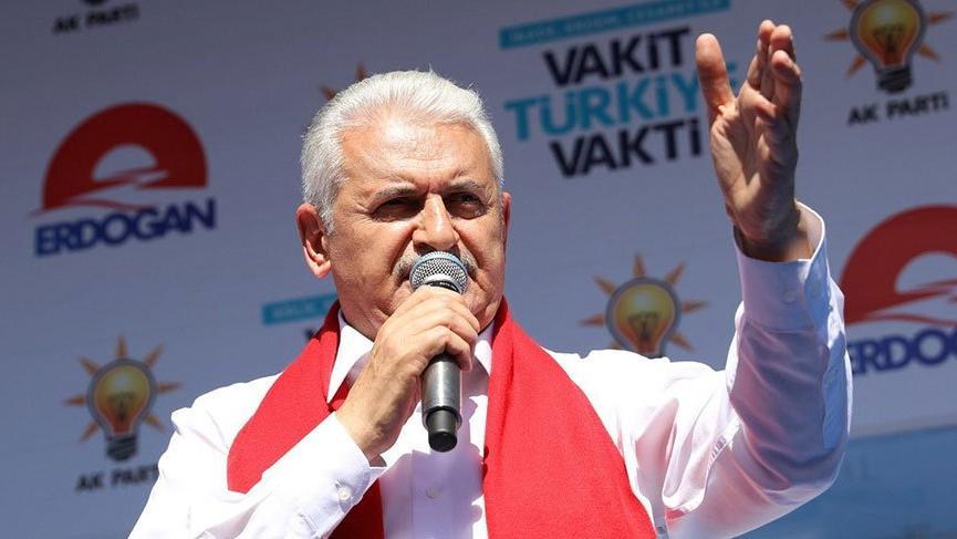 Binali Yıldırım: CHP'nin iki tane genel başkanı var