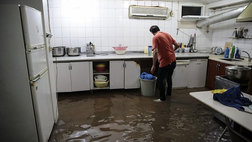 Su baskınları vatandaşları zor durumda bıraktı