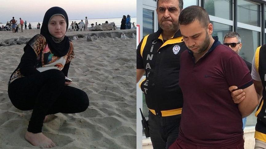 Suriyeli genç kadının katil zanlısı öz amcası çıktı
