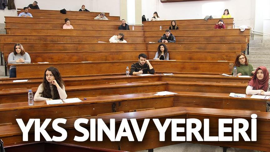 YKS sınav giriş belgesi sorgulama ekranı: YKS sınav giriş yerleri belli oldu!