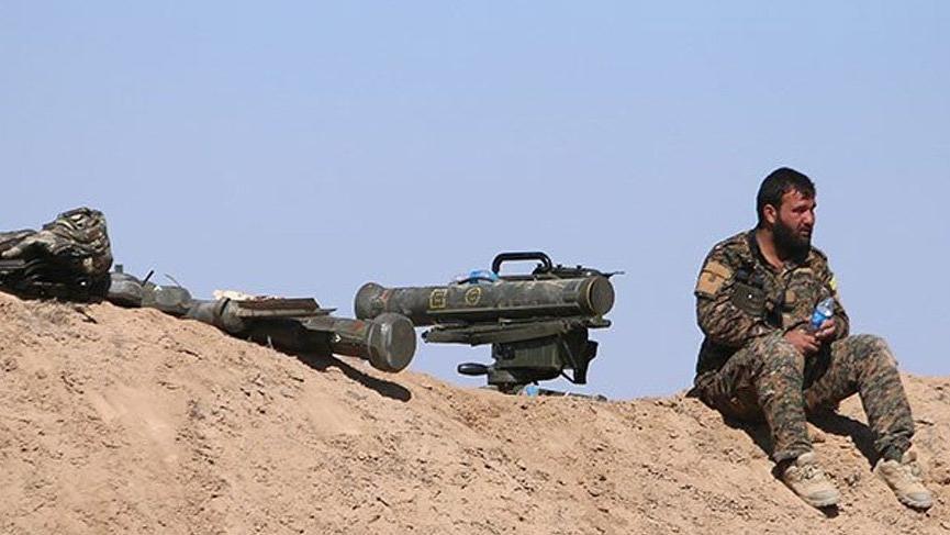 AA: YPG/PKK'yı destekleyen İtalyan askerler faaliyetlerine devam ediyor
