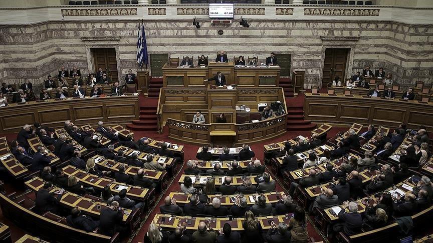 Yunan hükümetinde bir istifa daha