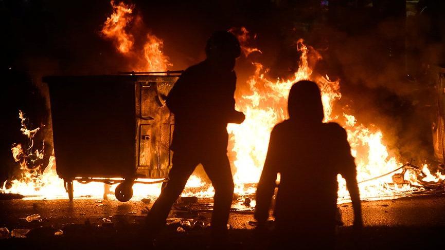 Yunanistan'da isim krizi sokakları karıştırdı