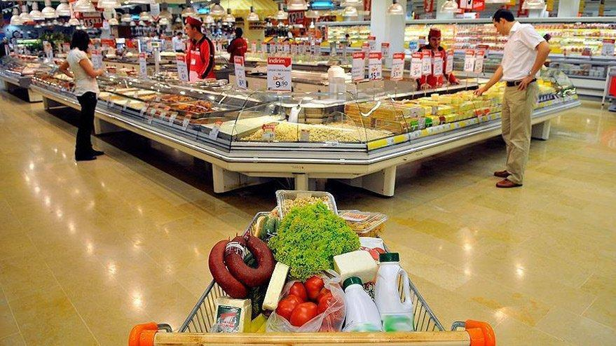 Ramazanda marketler gıdaya zam yağdırdı