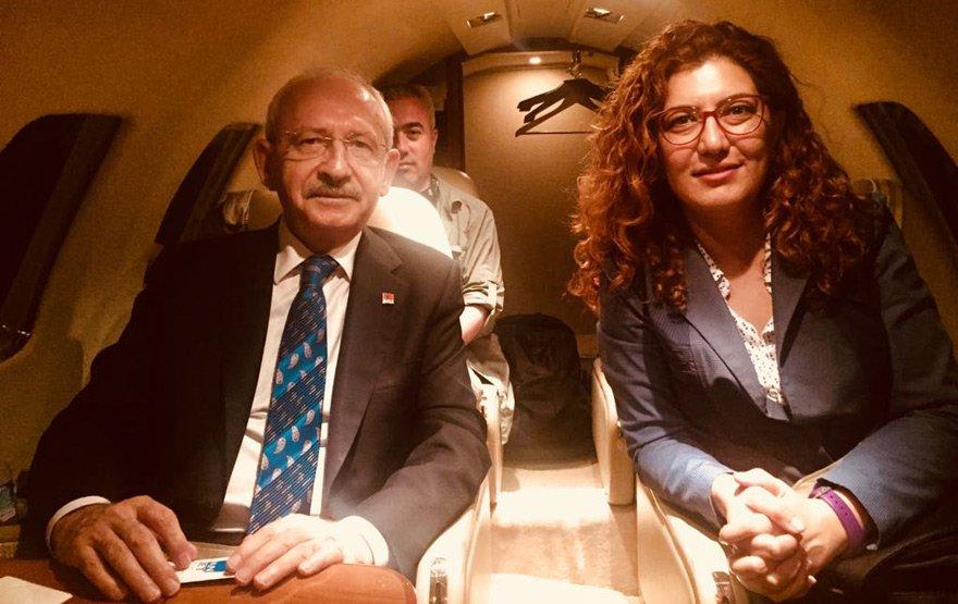CHP lideri, Çorum'dan dönerken Başak Kaya'nın sorularını yanıtladı.