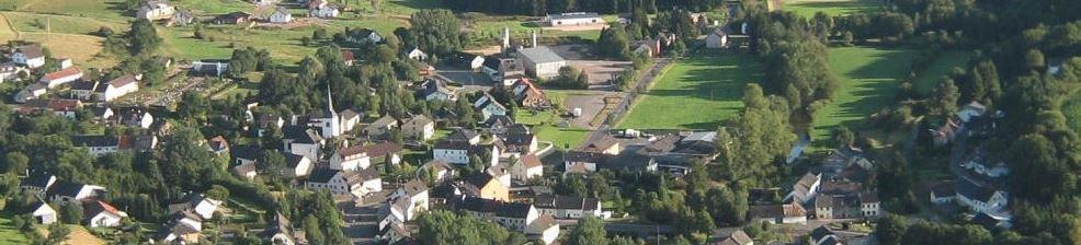 558 nüfuslu Lünebach, ülkenin batısında sınıra yakın bir konumda bulunuyor.