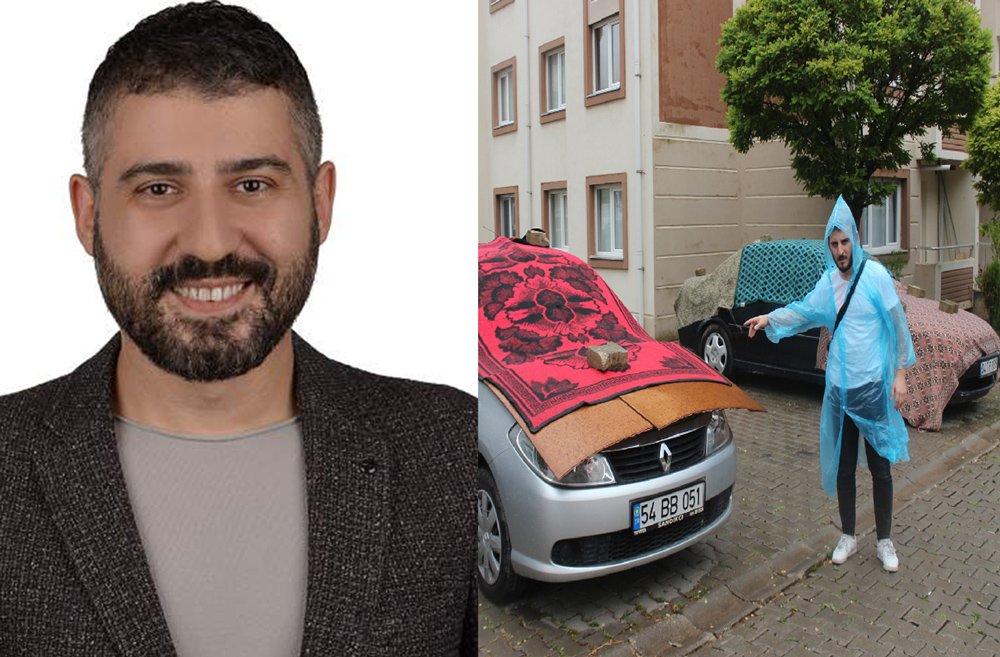 Dr. Uğur Hatıoğlu vatandaşların gösterdiği 'dolu refleksini' yorumladı.