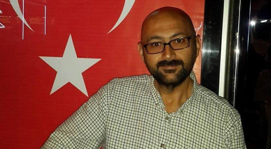 Arbede sırasında fenalaşan otobüs şoförü Hüseyin Göncü (fotoğrafta), kaldırıldığı hastanede hayatını kaybetti. FOTO:AA
