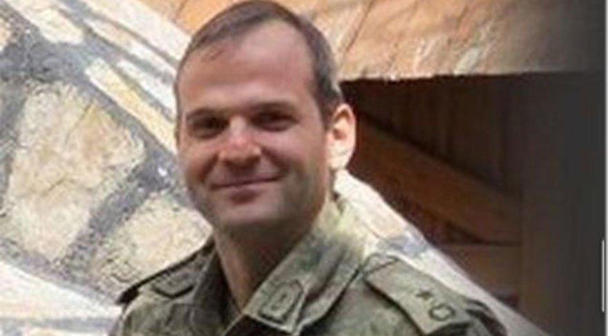 Şehit Jandarma Binbaşı Yavuz Sonat Güzel