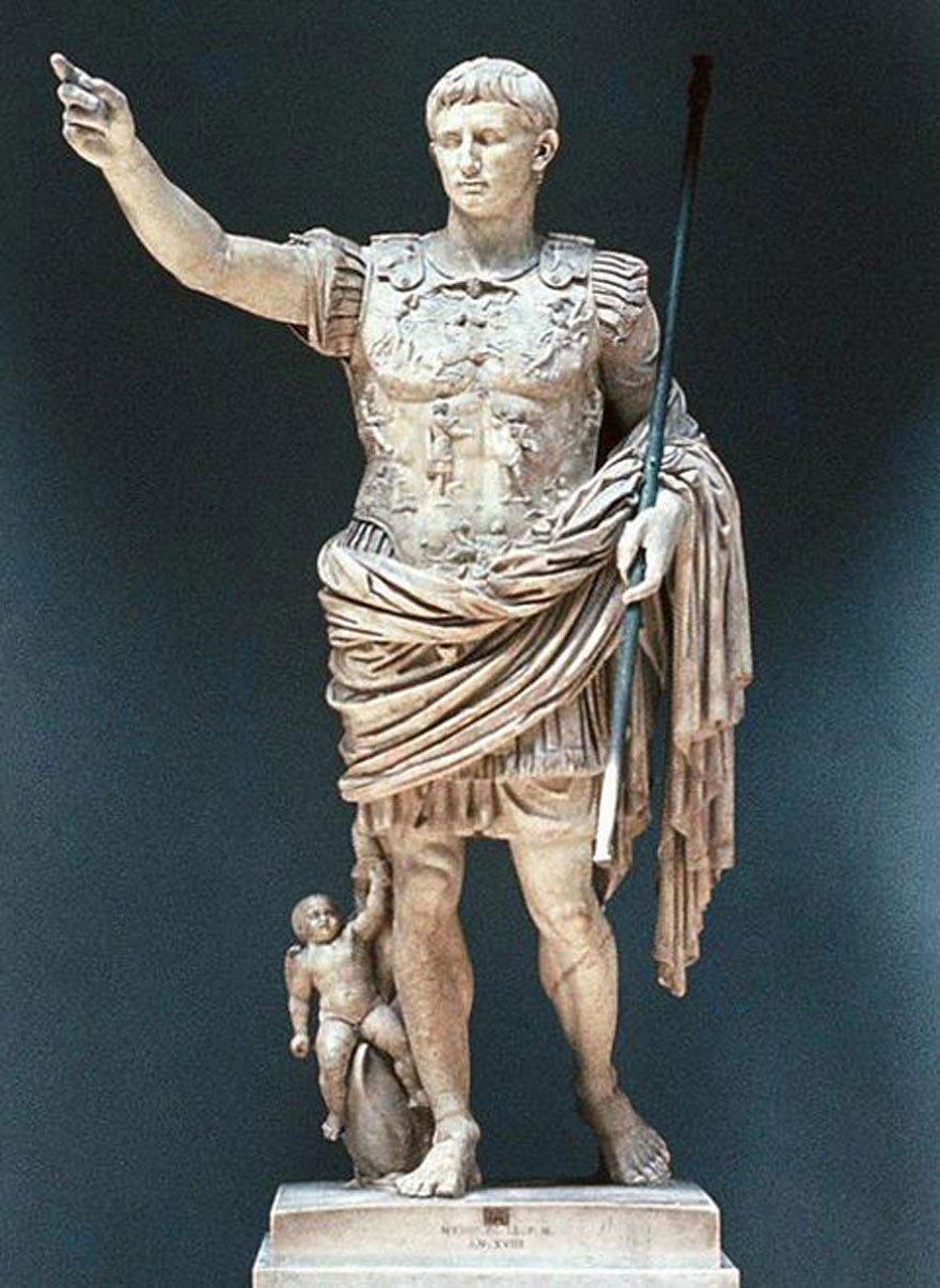 Augustus; Octavianus Sezar