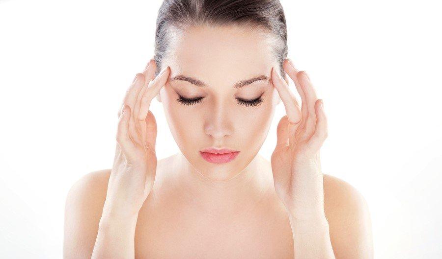 baş ağrısı-sinizüt