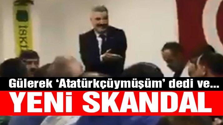 MHP'li milletvekili adayından skandal açıklama!