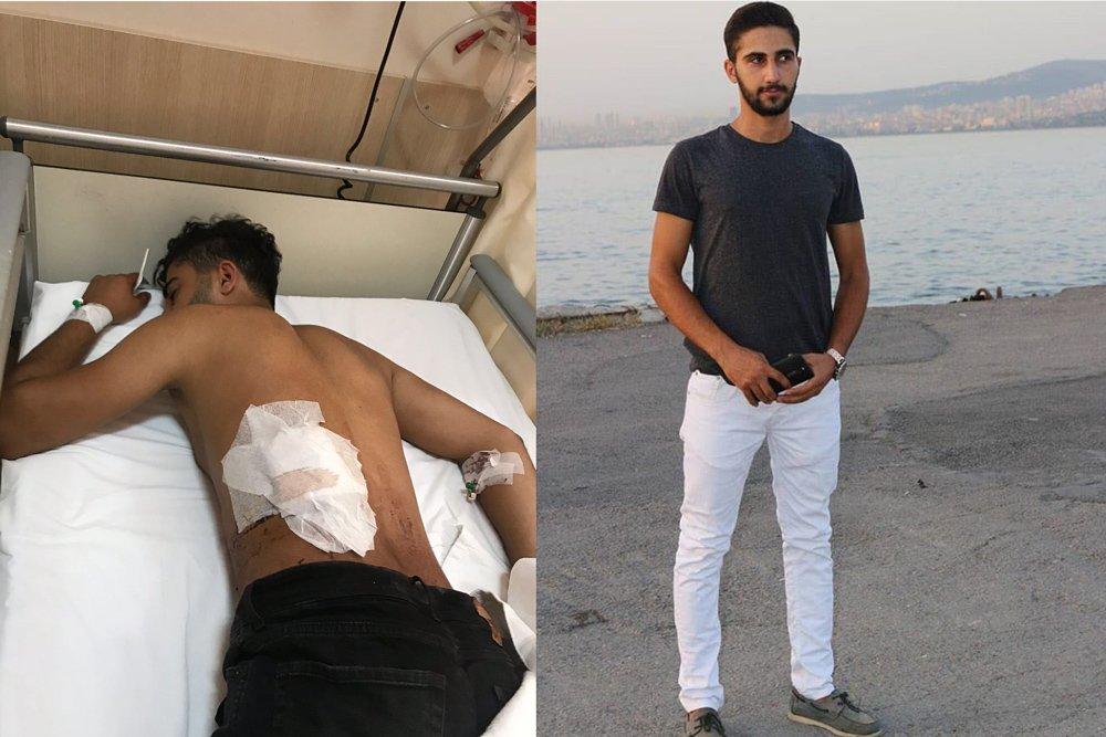 Vedat Demir'in hastanedeki tedavisi sürüyor.