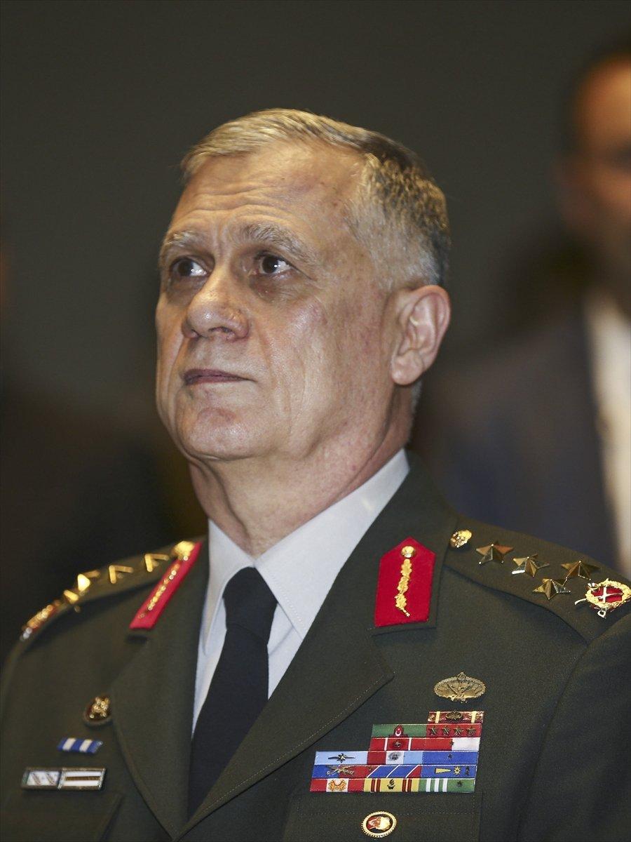 Genelkurmay 2. Başkanı Ümit Dündar, Kara Kuvvetleri Komutanlığına getirildi