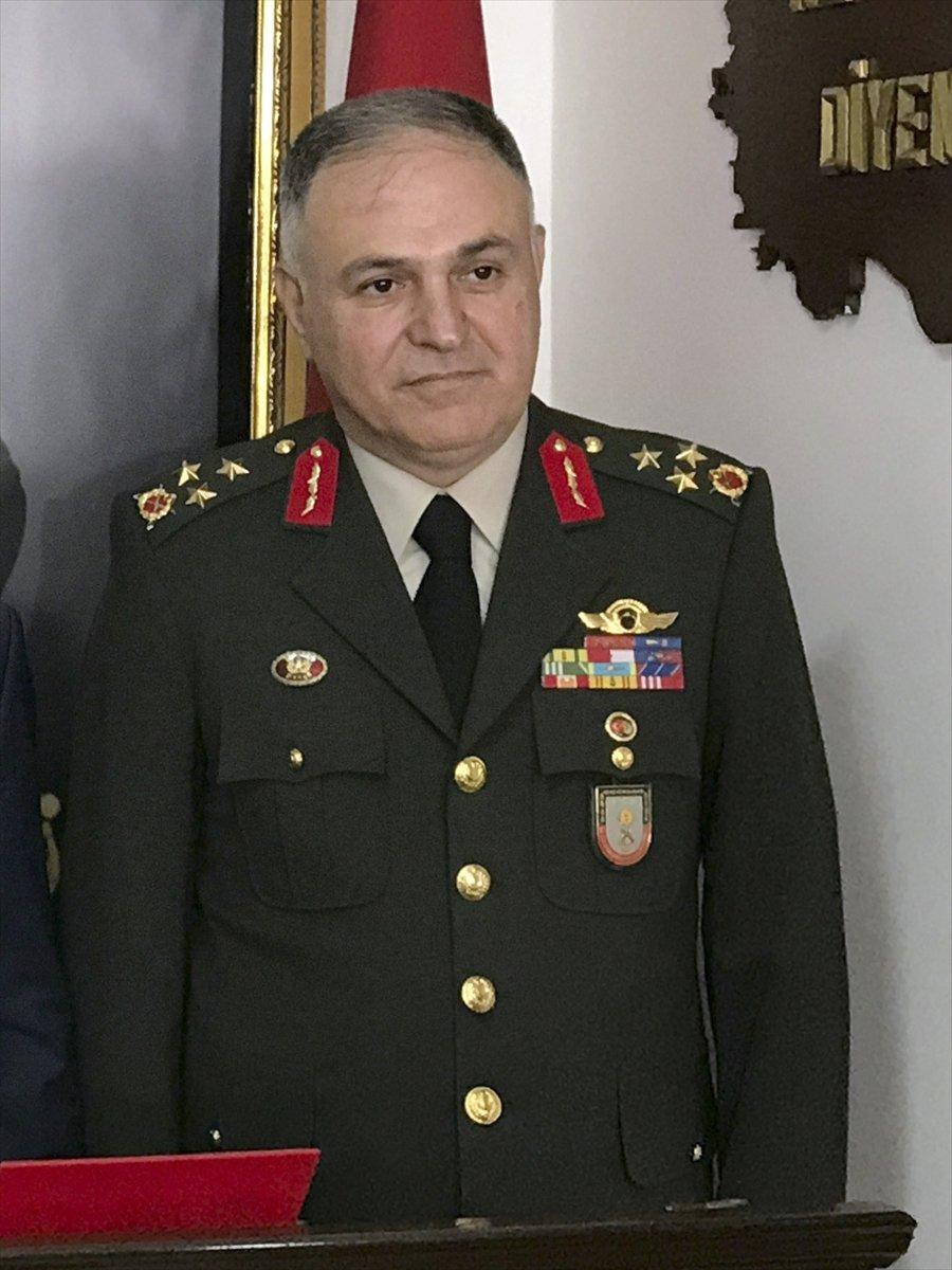 Genelkurmay 2. Başkanlığı'na da Korgeneral Metin Gürak atandı.