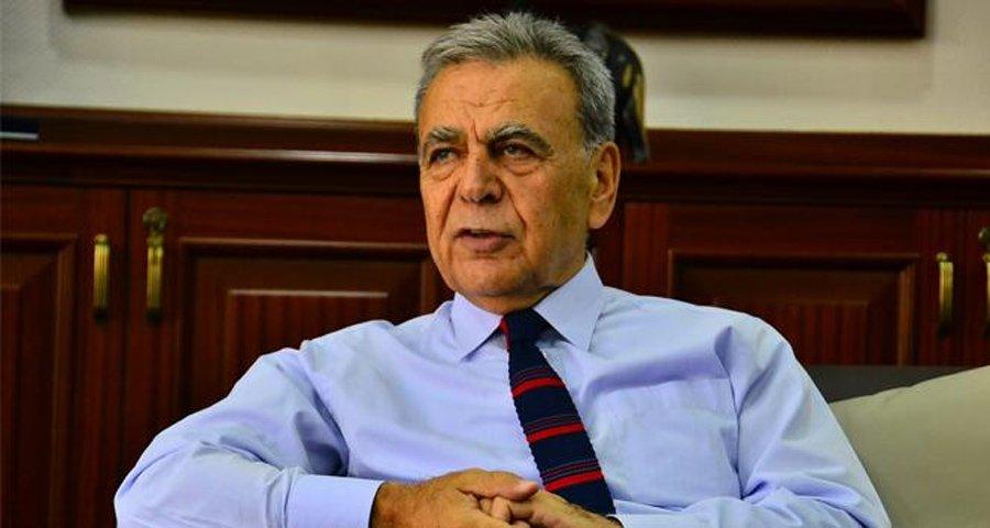 FOTO:İHA/Arşiv - İzmir Büyükşehir Belediyesi Başkanı Aziz Kocaoğlu da 'değişim' çağrısı yaptı.