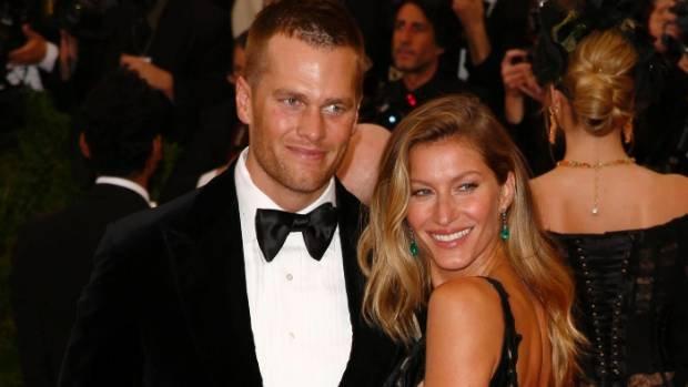 Donald Trump'ın damadı olarak görmek istediği Tom Brady, Brezilyalı manken Gisele Bündchen ile evli.