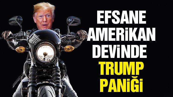 Harley-Davidson'a ne olacak?