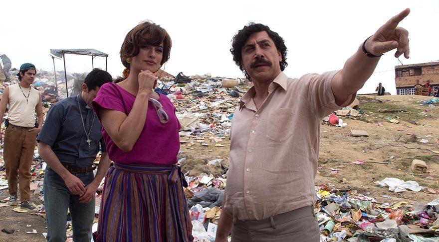 Virginia Vallejo, bir parti sırasında tanıştığı Pablo Escobar'dan çok etkilenmiştir. Escobar'ın evli olmasına rağmen aralarında bir aşk başlar.