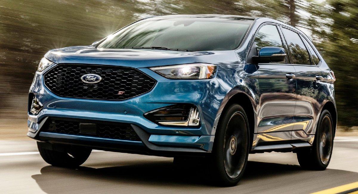 Ford Edge, markanın Avrupa satışlarına destek olacak.