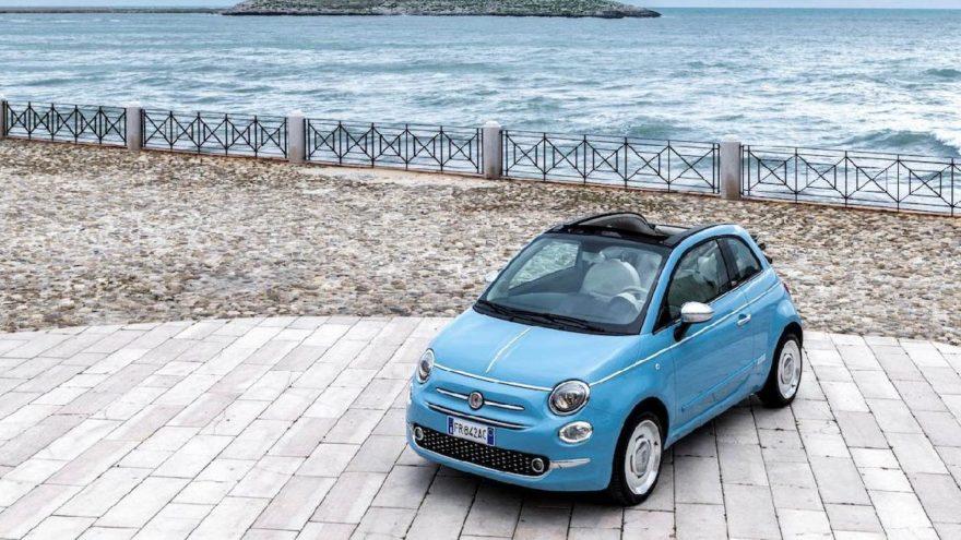 En özel Fiat 500 : Spiaggina'58