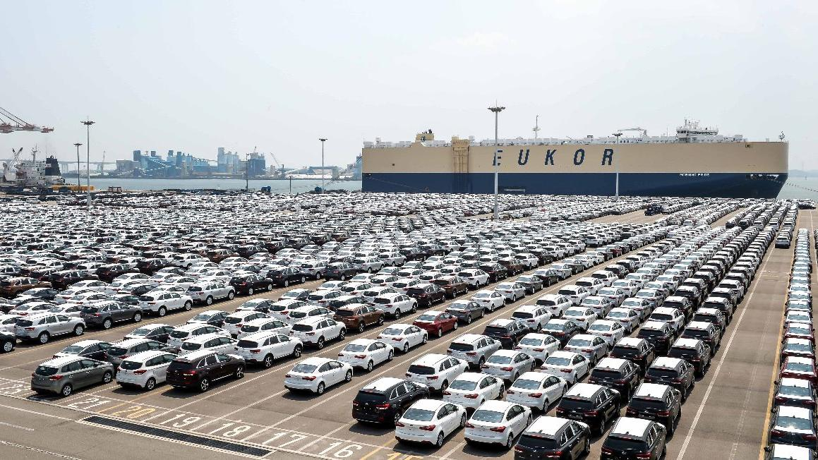 Amerika ve Avrupa Birliği otomotiv harici anlaştı!