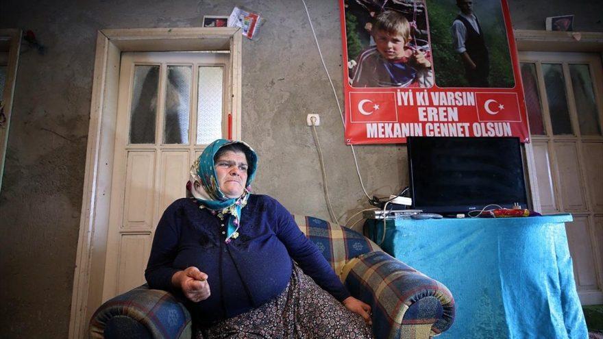 Eren Bülbül'ün annesinden yürek yakan sözler!