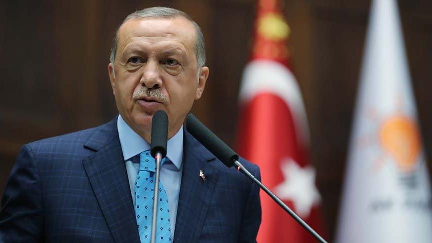 Erdoğan'dan 'İsrail'e karşı harekete geçin' çağrısı