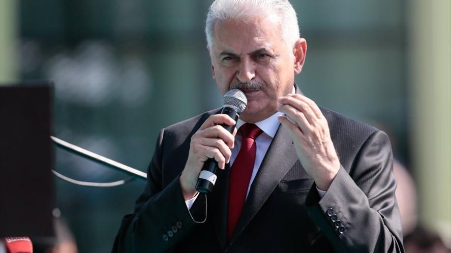 TBMM Başkanı Yıldırım İzmir'de