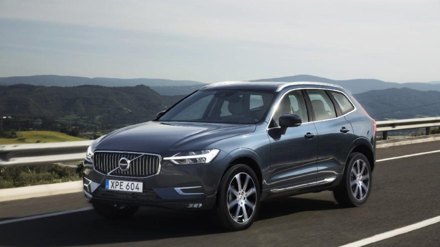 Volvo'dan M hareketi