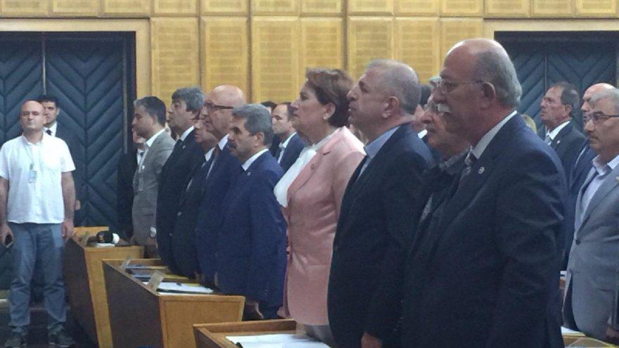 Nuhoğlu İYİ Parti'den Meclis Başkan adayı