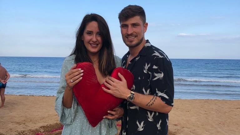 Survivor'da sürpriz evlilik teklifi