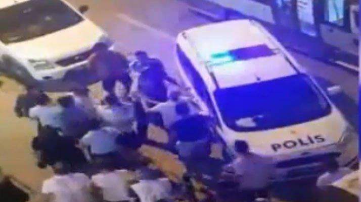 İstanbul'da çocuk kaçırdığı iddia edilen adamı mahalleli linç etti