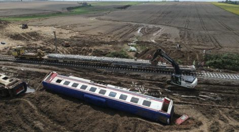CHP'den tren kazasına ilişkin önerge