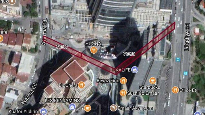 Dubai Şeyhi'nin AVM'si için tarihi Osmanlı su yolu iptal edildi