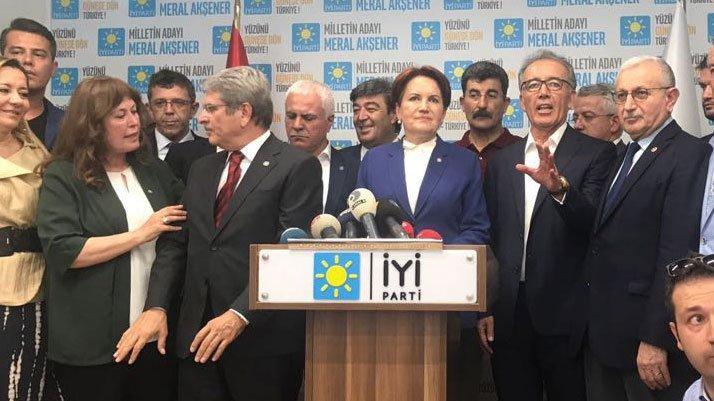 Son dakika... İYİ Parti'de sıcak saatler: Meral Akşener 'kurultay' dedi